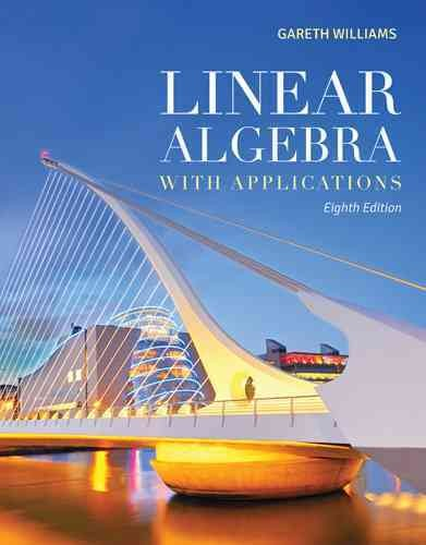 Linear algebra with applications /