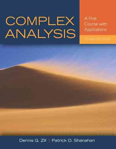 Complex analysis : a first course with applications /