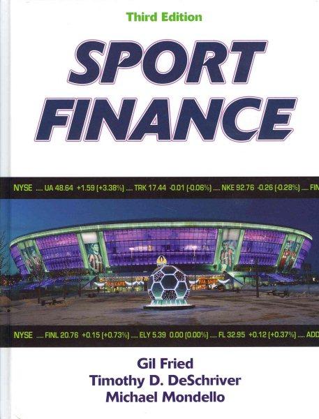 Sport finance /