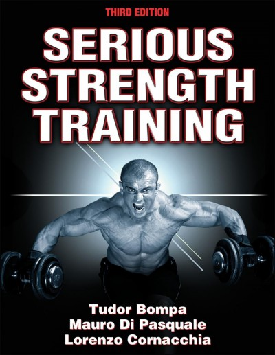 Serious strength training /