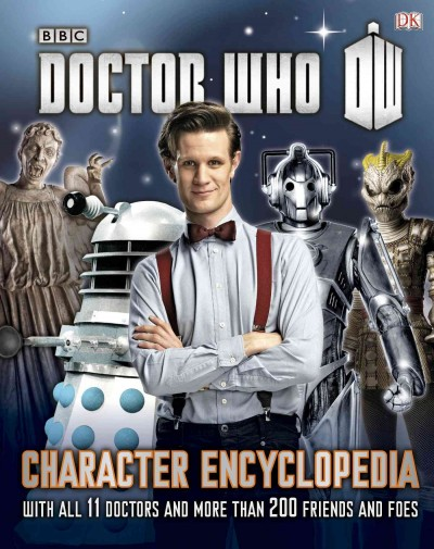 Doctor Who : character encyclopedia
