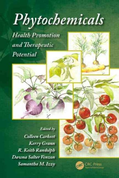 Phytochemicals : health promotion and therapeutic potential