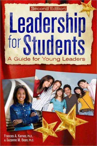 Leadership for students : a guide for young leaders /