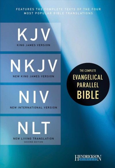 The complete evangelical parallel Bible.