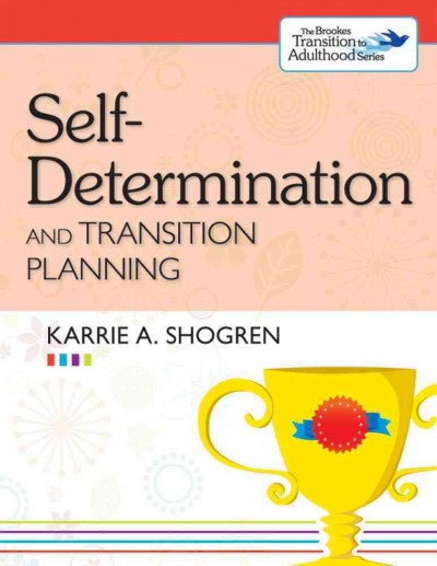 Self-determination and transition planning /