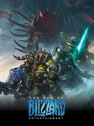 The art of Blizzard Entertainment.