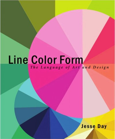 Line color form : the language of art and design /