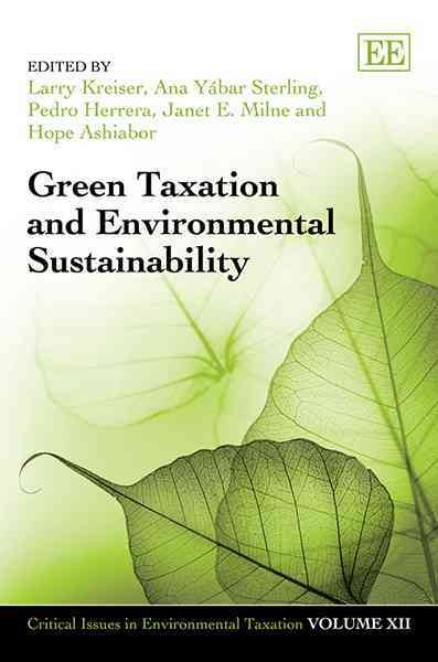 Green taxation and environmental sustainability