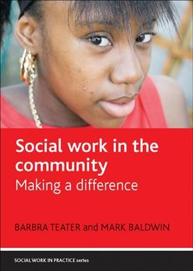Social work in the community : making a difference
