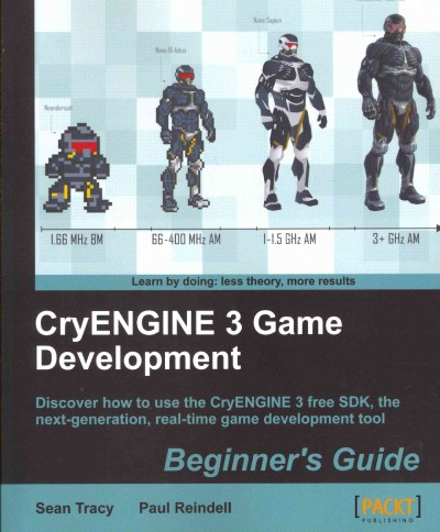 CryENGINE 3 game development : Beginner