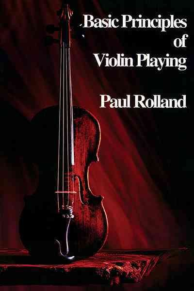 Basic principles of violin playing /