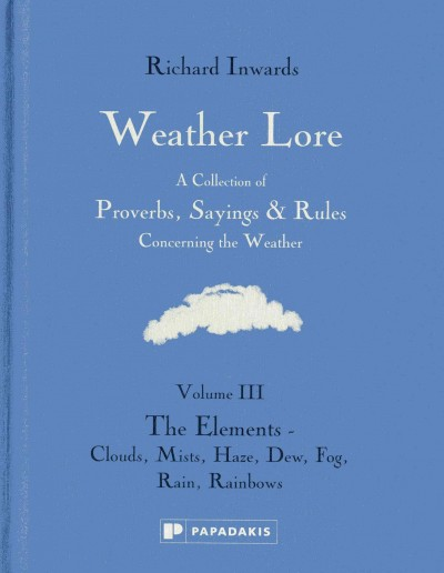 Weather Lore