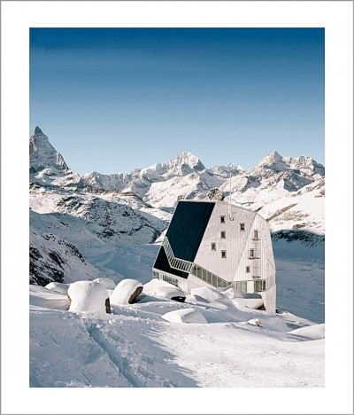 New Monte Rosa Hut SAC : : self-sufficient building in the high Alps