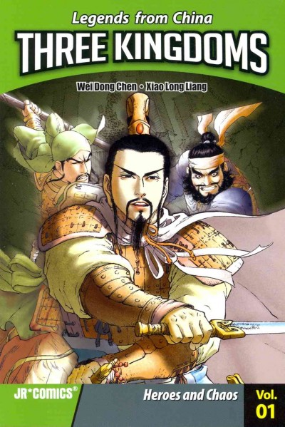 Three kingdoms : : legends from China