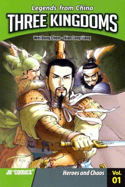 Three kingdoms : : legends from China