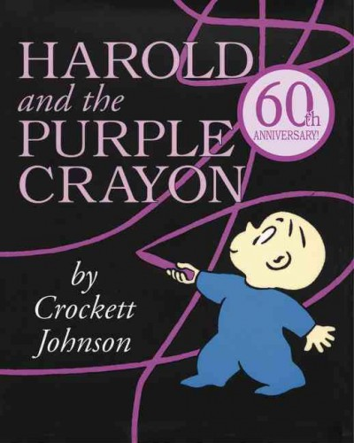 Harold and the Purple Crayon (Purple Crayon Books)