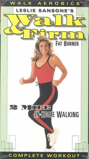 Leslie Sansone - Walk & Firm Fat Burner - 2 Mile In-Home Walking [VHS]