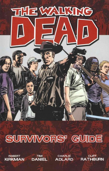 Walking Dead Survivors Guide TP