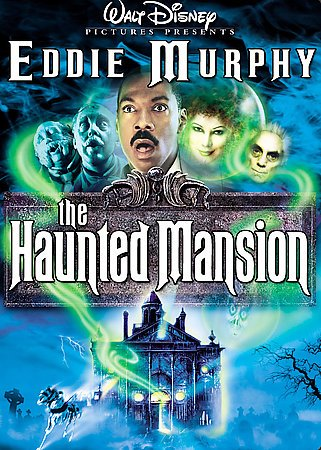 The Haunted Mansion (Full Screen Edition)