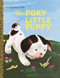 The Poky Little Puppy (Big Little Golden Book)