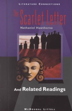 McDougal Littell Literature Connections: Student Text The Scarlet Letter 1996