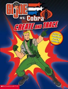 G.i. Joe: Create and Trace