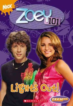 Teenick: Zoey 101: Ch Bk #7: Lights Out!: Chapter Book #7: Lights Out!