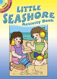 Little Seashore Activity Book (Dover Little Activity Books)