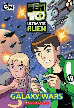 Galaxy Wars   [BEN 10 ALIEN FORCE GALAXY WARS] [Paperback]