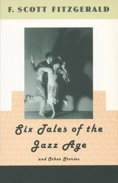 Six Tales of the Jazz Age