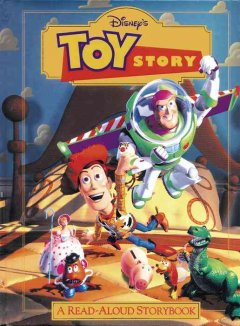 Toy Story: A Read-Aloud Storybook