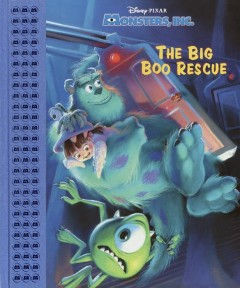 Big Boo Rescue (Monsters, Inc.)