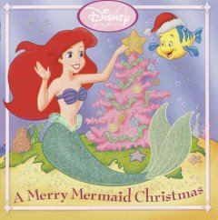 A Merry Mermaid Christmas (Pictureback(R))
