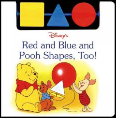 Red and Blue and Pooh Shapes, Too!