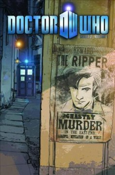 Doctor Who II Volume 1: The Ripper TP (Doctor Who: The Ripper Trilogy)