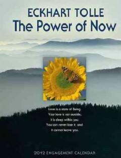 The Power of Now 2012 Engagement Calendar