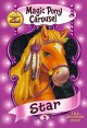Show product details for Magic Pony Carousel #3: Star the Western Pony