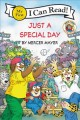 Show product details for Little Critter: Just a Special Day (My First I Can Read)