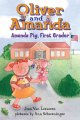 Show product details for Amanda Pig, First Grader (Oliver and Amanda)