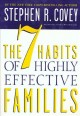 Show product details for The 7 Habits of Highly Effective Families