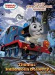 Show product details for Thomas' Halloween Delivery (Thomas & Friends) (Glow-in-the-Dark Sticker Book)