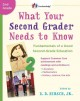 Show product details for What Your Second Grader Needs to Know: Fundamentals of a Good Second Grade Education Revised (The Core Knowledge Series)