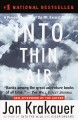 Show product details for Into Thin Air: A Personal Account of the Mt. Everest Disaster