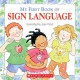 Show product details for My First Book Of Sign Language