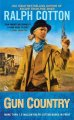 Show product details for Gun Country (Ralph Cotton Western Series)