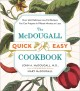 Show product details for The Mcdougall Quick and Easy Cookbook: Over 300 Delicious Low-Fat Recipes You Can Prepare in Fifteen Minutes or Less
