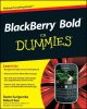 Show product details for BlackBerry Bold For Dummies