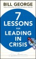 Show product details for 7 Lessons for Leading in Crisis