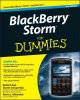 Show product details for BlackBerry Storm For Dummies