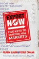 Show product details for Export Now: Five Keys to Entering New Markets